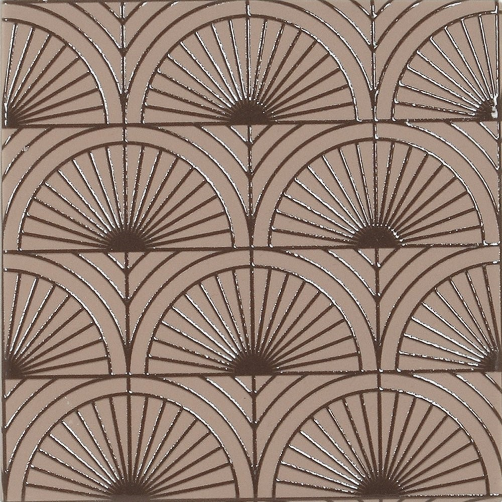 Obklad Betty Rose Glam 14,8x14,8 cm, mat