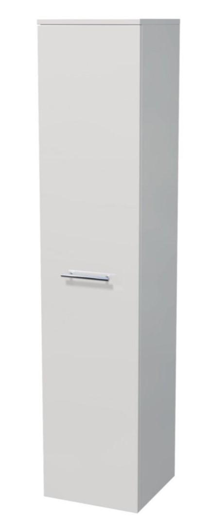 Vysoká skříňka 1 dveře 35x35x161,8 cm