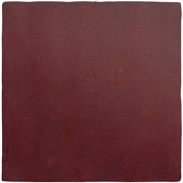 Obklad Burgundy 13,2x13,2 cm, mat