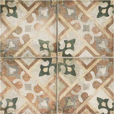Obklad/dlažba Laterza 22,5x22,5 cm, matt