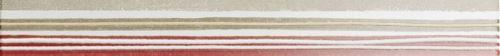 Listela Barra Mare Rubi 5x45cm, rektifikovaná, lesk, série Acqua