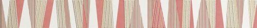 Listela Barra Riviera Rubi 5x45cm, lesk, série Acqua