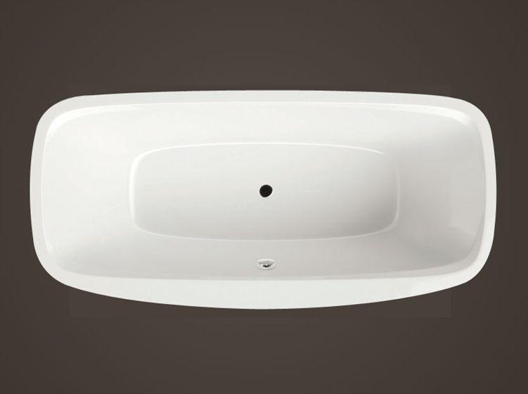 Vana Bevel-O 1800x860 mm, volně stojící, akrylát