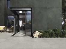 Obklad/dlažba Silver 120x120 cm, mat