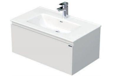 Skříňka s umyvadlem a s 1 zásuvkou, 81x46x36,5 cm