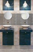 Obklad Catania Blanco, pololesk 15x30cm - výprodej
