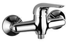 Sprchová nástěnná baterie bez příslušenství, chrom, rozteč vývodů 150mm, série S-line