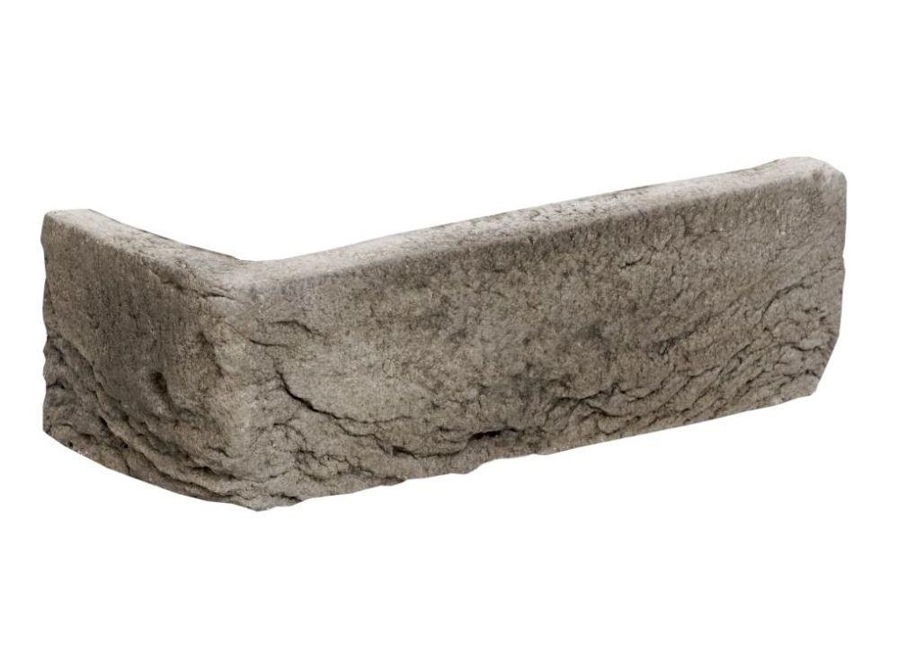 Rohový prvek Grigio 19x8x2cm, série Arnhem