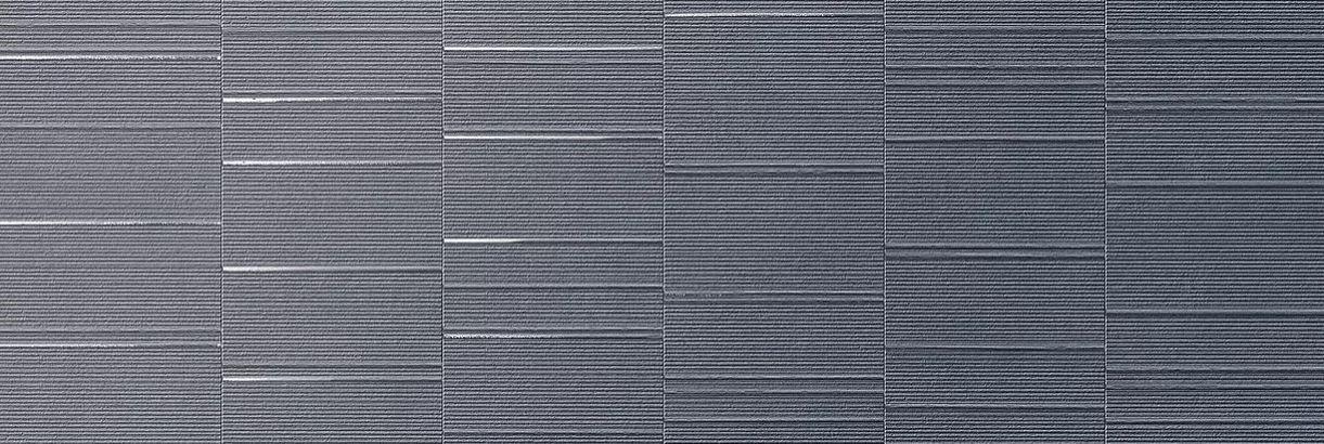 Obklad Pattern Navy 40x120 cm, mat