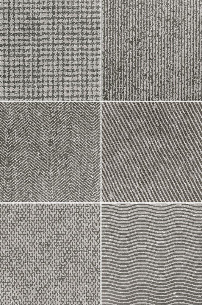 Obklad/dlažba Evoke Grey 20x20 cm, matt