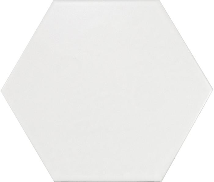 Obklad/dlažba Hexatile Blanco Mate 17,5x20cm