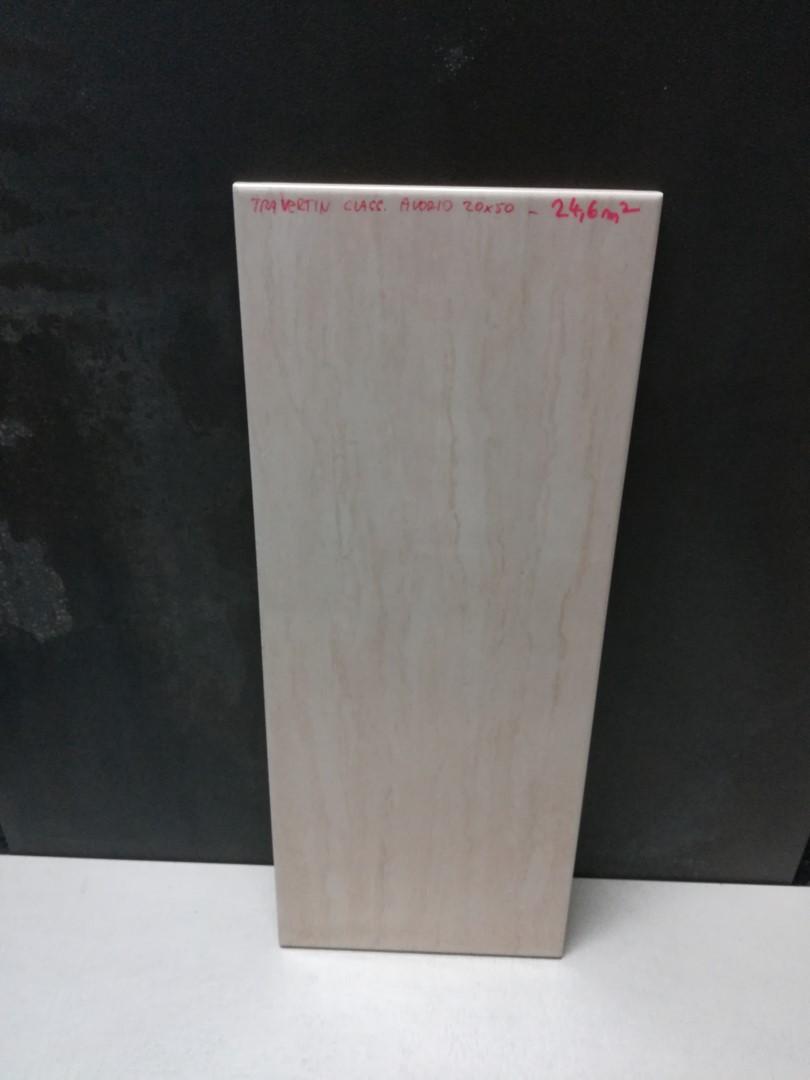 Obklad glas avorio 20x50 cm light beige