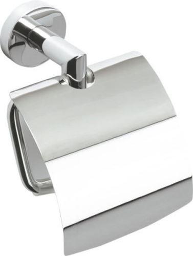 Držák toaletního papíru s krytem, série Omega