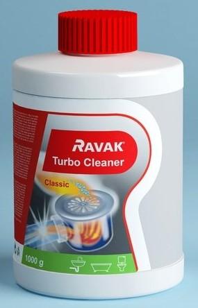 Turbo Cleaner - Účině vyčistí odpady