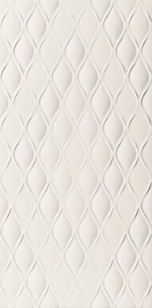 Obklad White Drop 40x80 cm, mat