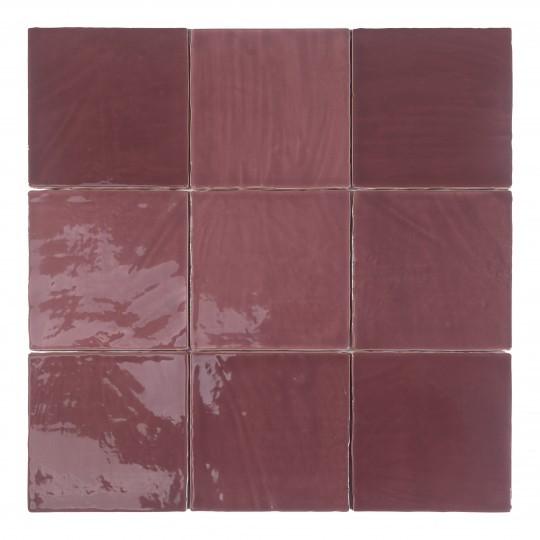 Obklad Tabarca Granate 15x15 cm, lesk