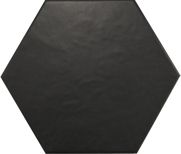 Obklad/dlažba Hexatile Negro Mate 17,5x20cm