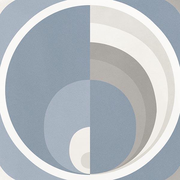 Dlažba Harris Celeste 29,3x29,3 cm, rekt., mat