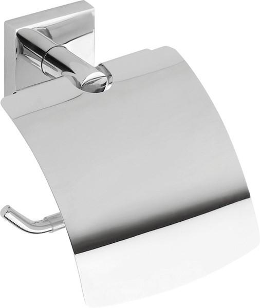 Držák toaletního papíru s krytem, série Beta.