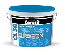 Dvousložková elastická hydroizolace pod obklady a dlažbu Ceresit CL50, 12,5 kg