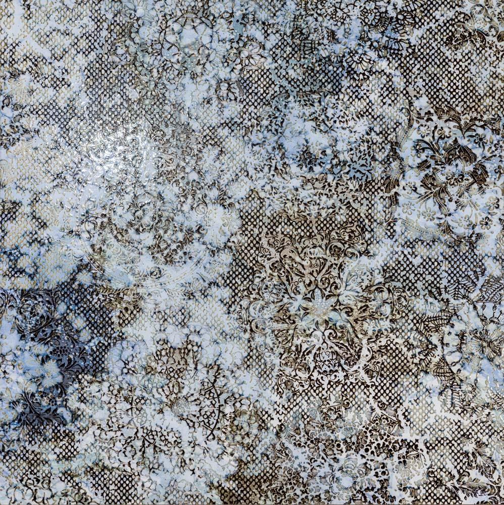 Obklad/dlažba Blue 99,55x99,55 cm, pololesk
