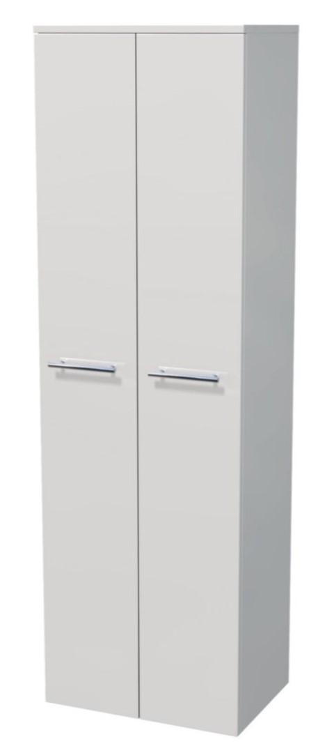 Vysoká skříňka 2 dveře 50x35x161,8 cm