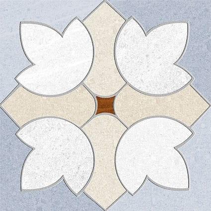 Obklad/dlažba Garigliano-R Cielo 15x15 cm, matt