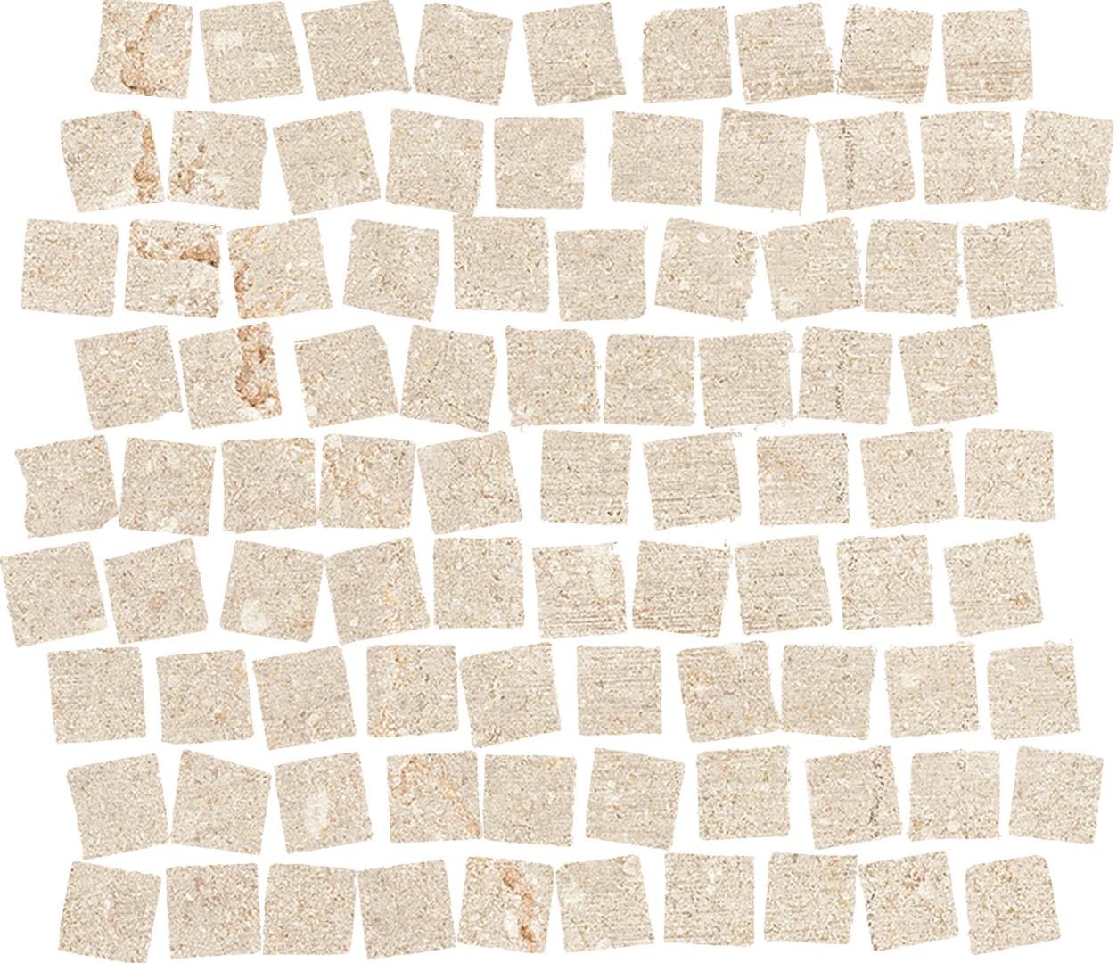 Obklad Mosaico Sand 32,5x32,5 cm, mat