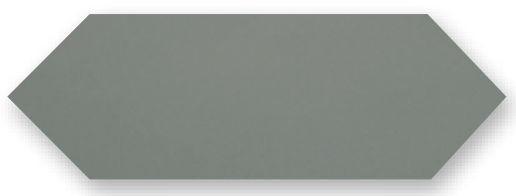 Obklad Cupidón Sage Brillo Liso, 10x30 cm, lesk