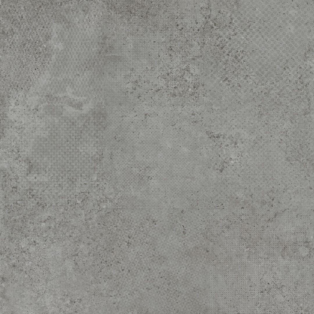 Dlažba Silver Decoro 60x60 cm, mat, rect.