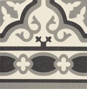 Obklad/dlažba Canefa White 20x20 cm, matt