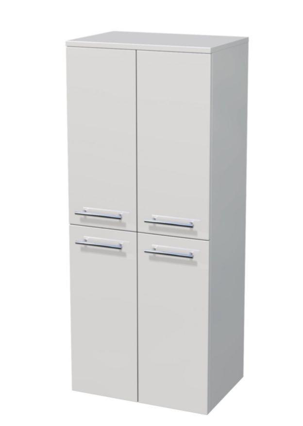 Střední skříňka 4 dveře 50x35x121,8 cm
