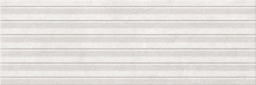 Obklad Kitnos Blanco 25x75 cm, mat