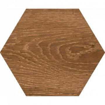 Dlažba Yosemite Hexagon Oak 20x24 cm, mat