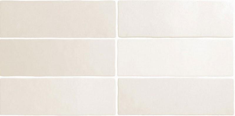 Obklad White 6,5x20 cm, mat