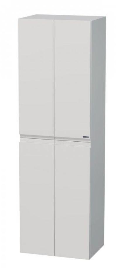 Vysoká skříňka 50x35x160 cm, 4 dveře