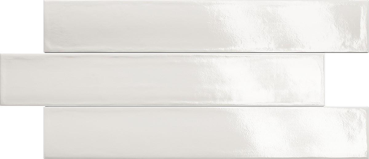Obklad White 3,1x37 cm