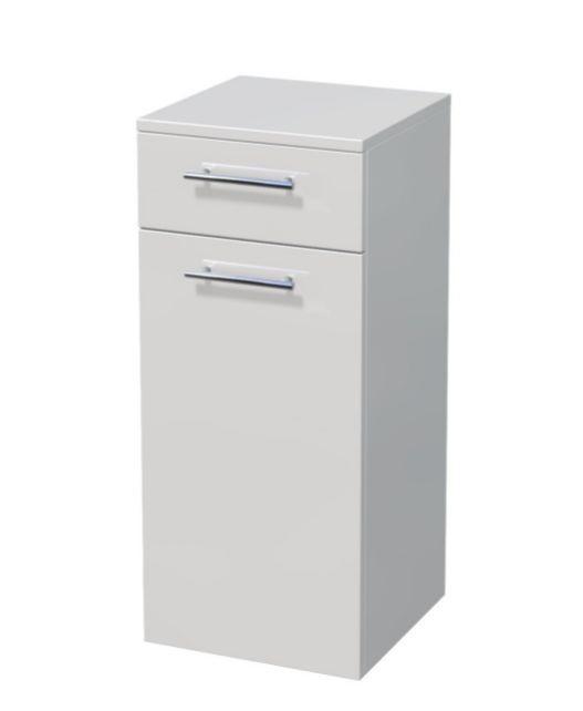 Nízká skříňka 1 dveře, 1 zásuvka 35x35x81,8 cm