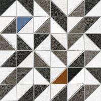Obklad/dlažba Havre-R Grafito 20x20 cm, matt
