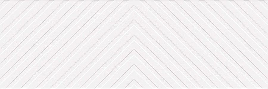 Obklad Citera Nieve 25x75 cm, mat