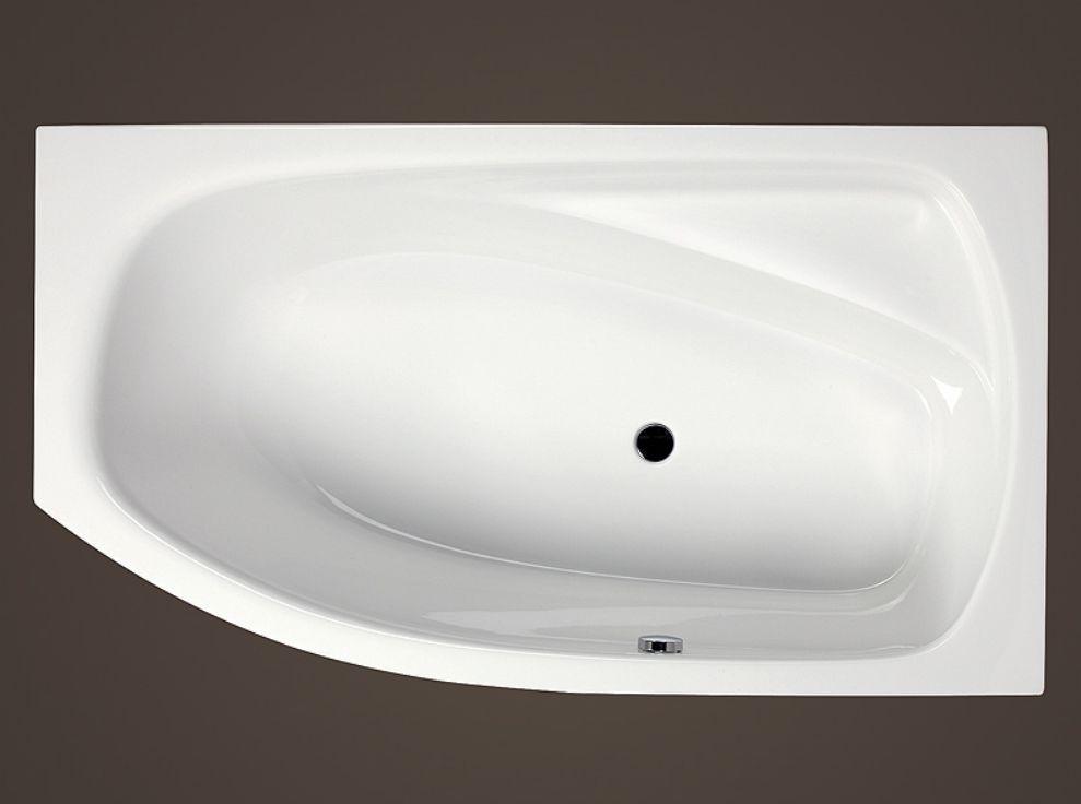 Vana Fox 1700x955 mm, levá, litý akrylát