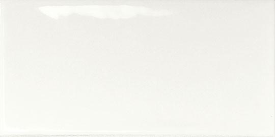 Obklad Mirage White 7,5x15cm, lesk