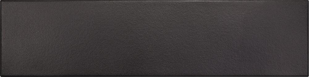 Dlažba/obklad Black City 9,2x36,8 cm, matt