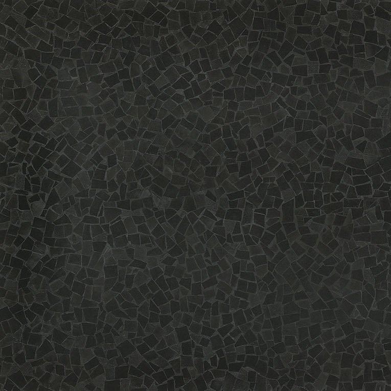 Obklad/dlažba Frammenti Black Brillante, 75x75 cm, série Roma Diamond