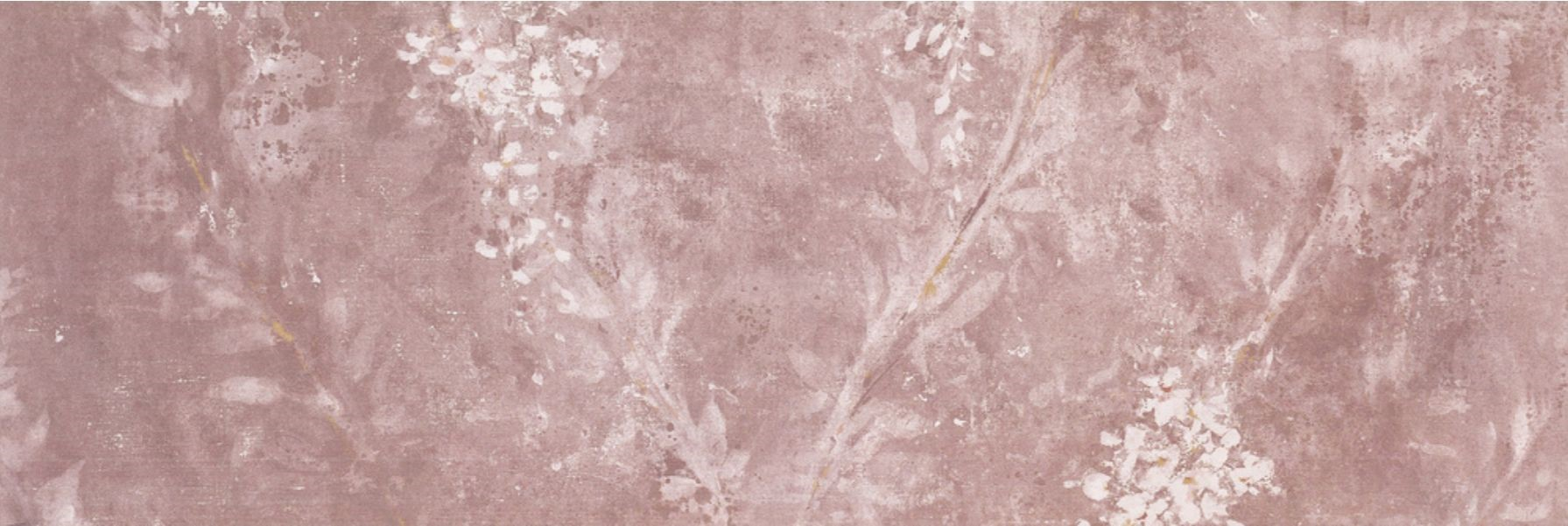 Obklad Aubergine Affresco Prowall 25x75 cm, matný