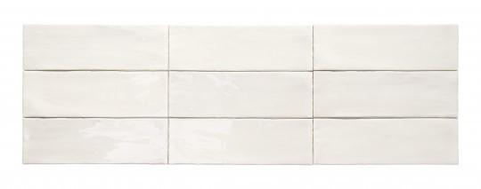 Obklad Tabarca Blanco 7,5x23 cm, lesk
