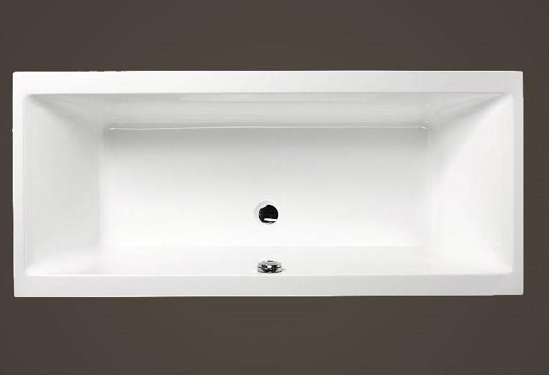 Vana Varia Slim 1800x800 cm, litý akrylát