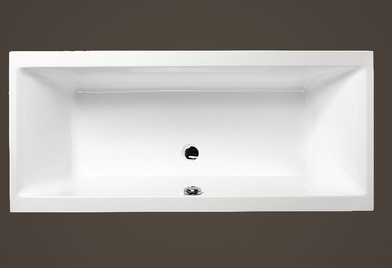 Vana Varia Slim 1900x900 cm, litý akrylát