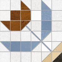 Obklad/dlažba Sédar-R Azul 20x20 cm, matt