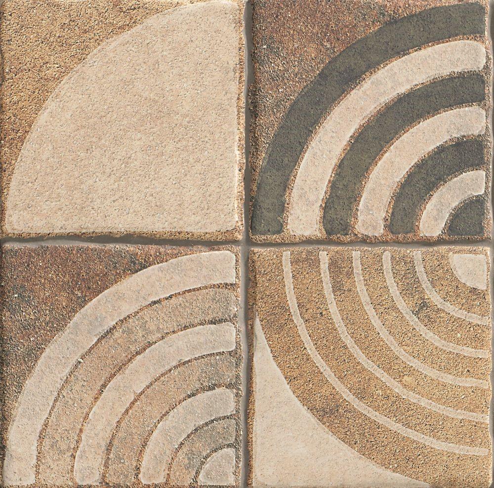 Dlažba Astro Terra 22,5x22,5 cm, mat